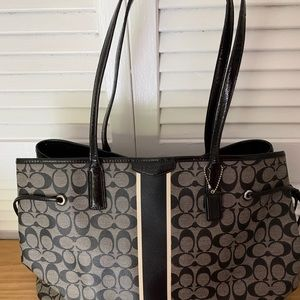 Coach Extra Large Tote Great for School or Travel